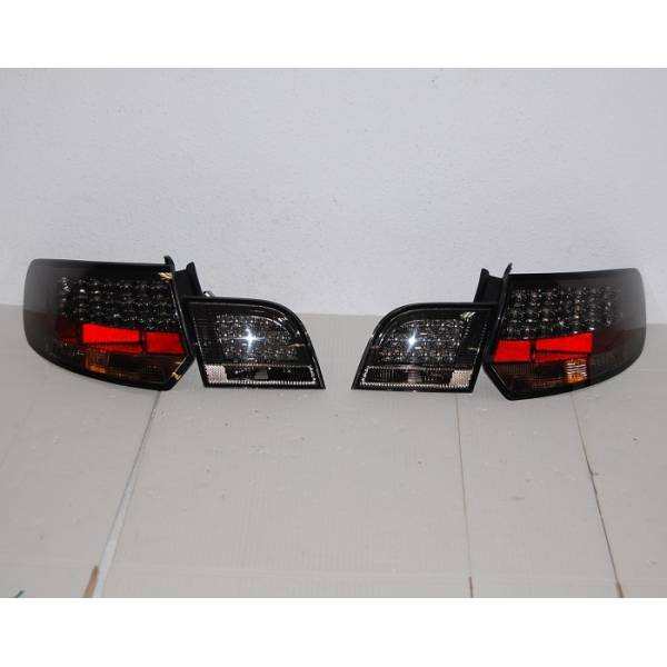 REARLIGHTS '04 -08 SPORTBACK AUDI A3 LED BLACK