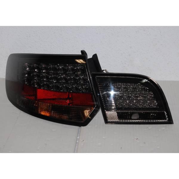 FANALI POSTERIORI '04 -08 SPORTBACK AUDI A3 LED NERO