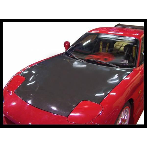 CAPO CARBONE MAZDA RX7 S / T