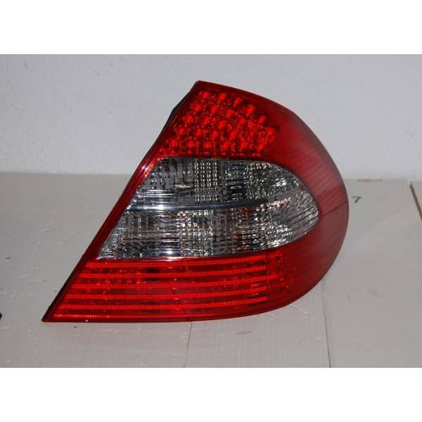 FEUX MERCEDES W211 06-09 LED ROUGE