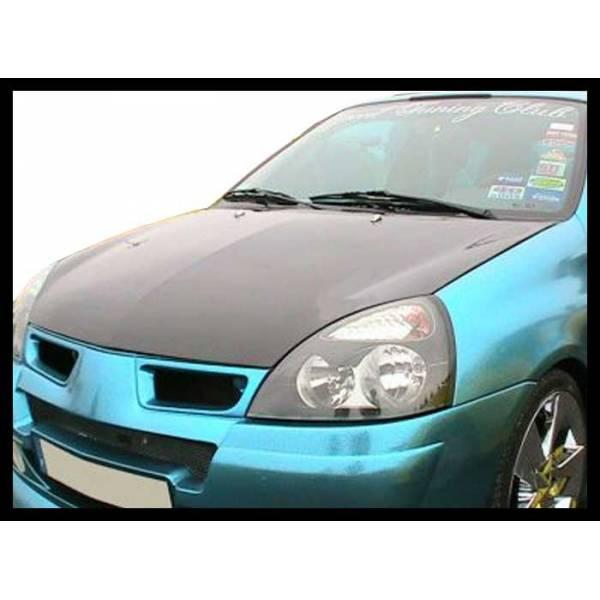 CAPO CARBONE RENAULT CLIO '01 S / T