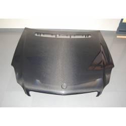 CARBON FIBRE BONNET MERCEDES W219 CLS 08-11