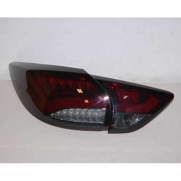 REARLIGHTS MAZDA CX5 12 LED FLASHING RED LED SMOKED