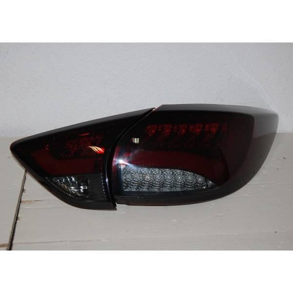 RÜCKLEUCHTEN MAZDA CX-5 12 LED ROT BLINKENDE LED GERÄUCHERTEM