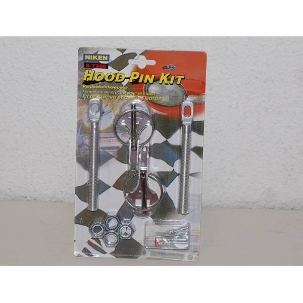 SAFETY LOCK METAL CAPO