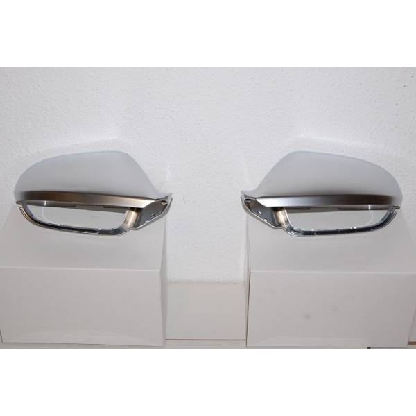 MIRRORS COVER AUDI A6 / S6 S6 C7 4G LOOK