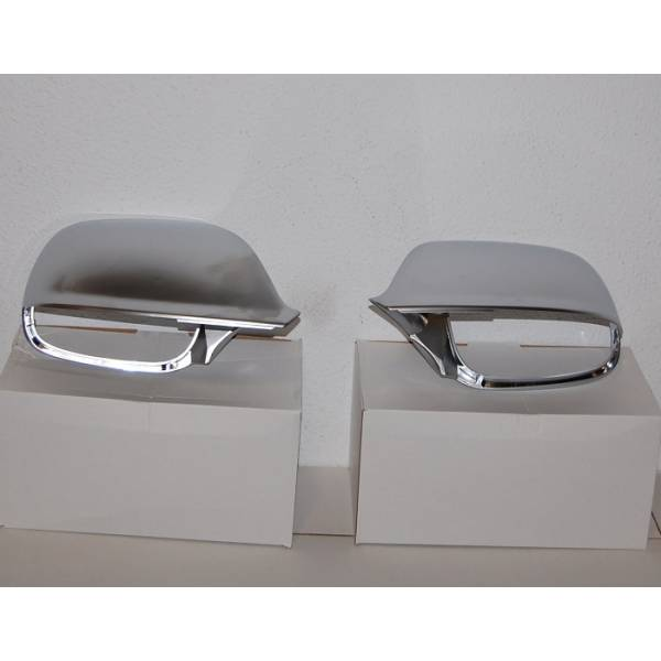MIRRORS COVER AUDI Q7 / Q5 CHROME