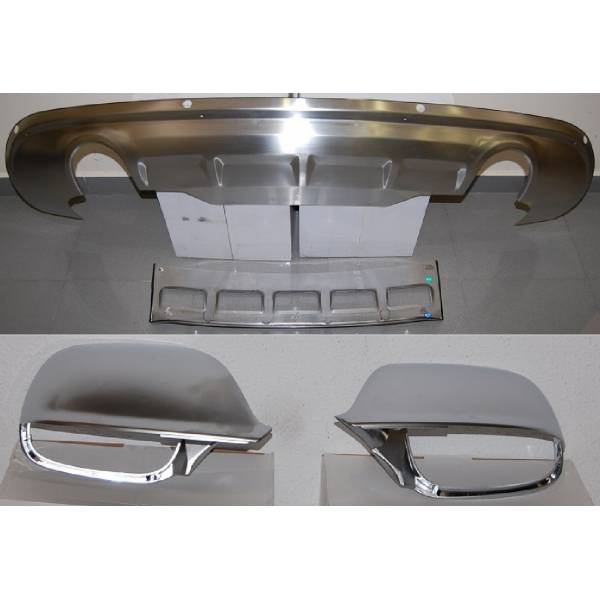 KIT BODY AND MIRRORS COVER AUDI Q5 2013