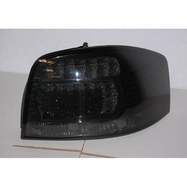 REARLIGHTS AUDI A3 '03 -08 LED SMOKED