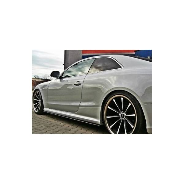 DIFUSOR SKIRTS AUDI RS5 ABS