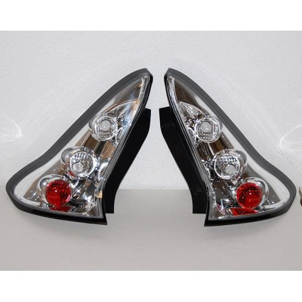 REARLIGHTS CITROËN C4