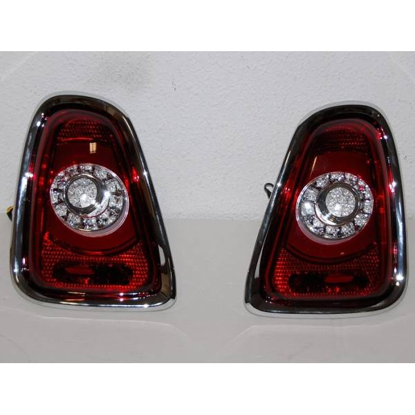 REARLIGHTS MINI COOPER RED LED 10 CARDNA