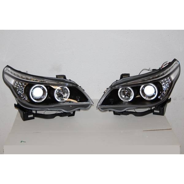 DAYLIGHT HEADLIGHTS BMW E60 / E61 '03 -'07 FLASHING LED