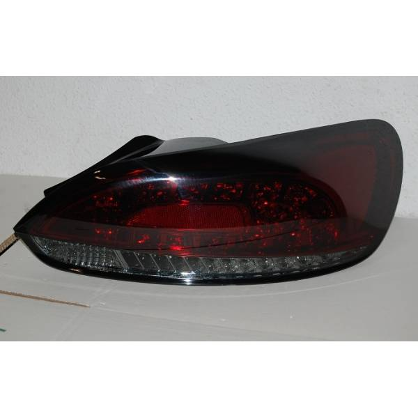 REARLIGHTS 2008-2013 VOLKSWAGEN SCIROCCO LED RED SMOKED