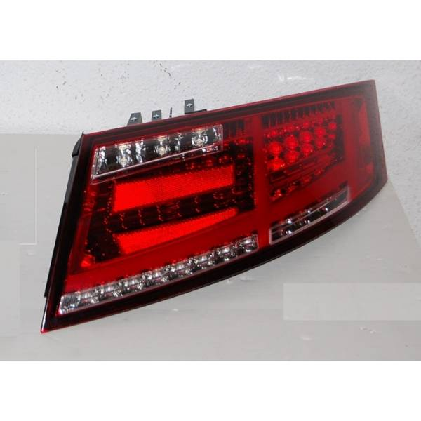 AUDI TT 8J REARLIGHTS 2006-2014 CARDNA LED FLASHING RED LED