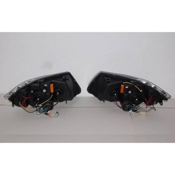 DAYLIGHT PHARES BMW E90 05 LED NOIR CLIGNOTANT