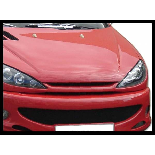 GRILL PEUGEOT 206