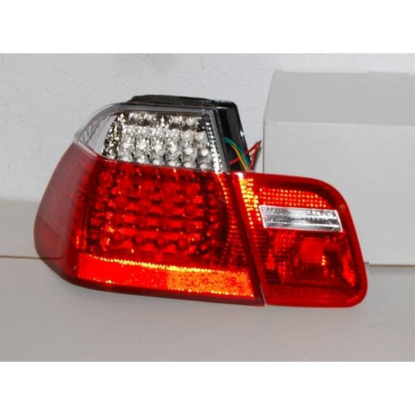 REARLIGHTS BMW E46 4P '98 -01.