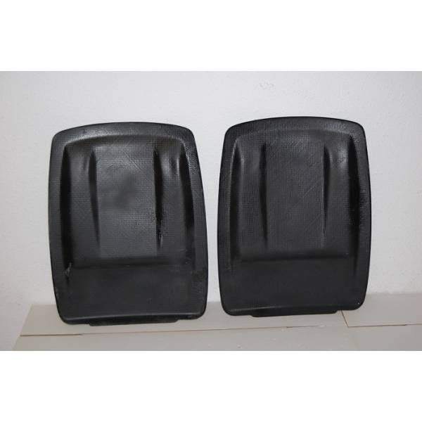 SET BMW E82 CARBON SEAT COVERS