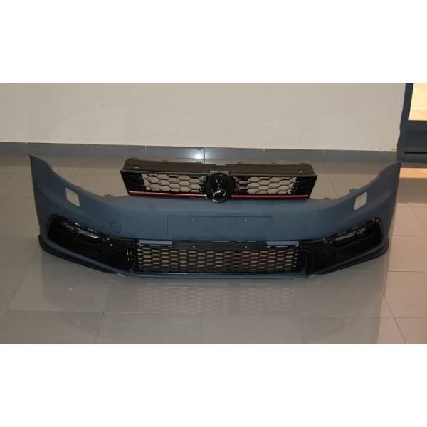 FRONTSCHÜRZE VW POLO GTI ABS 2009-2015 LOOK