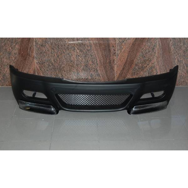 FRONTBUMPER BMW M3 E46 '98 -02 TYPE WITH TOE CARBON