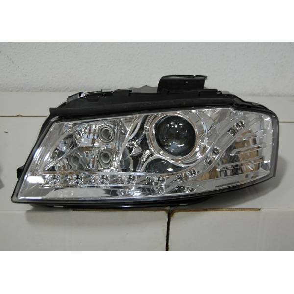 DAYLIGHT HEADLIGHTS AUDI A3 '03 -'08