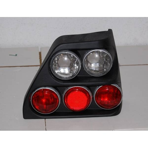 REARLIGHTS VOLKSWAGEN GOLF 2 BLACK