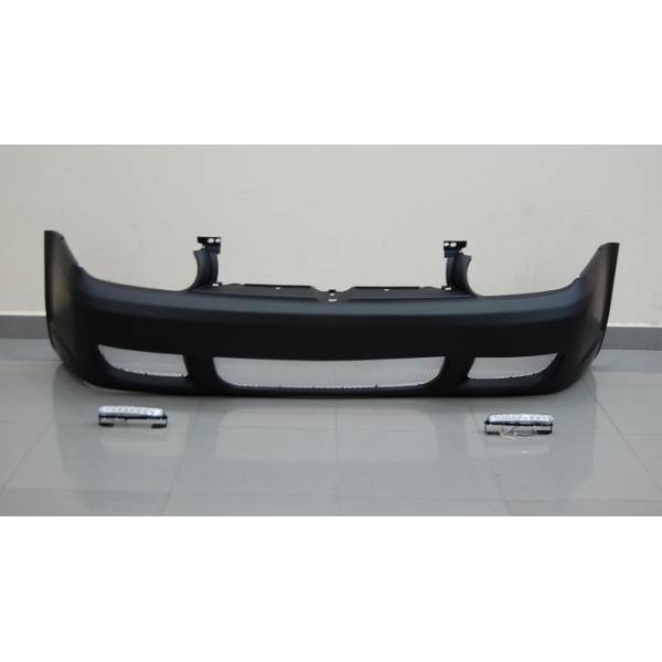 FRONT BUMPER VOLKSWAGEN GOLF 4 R32 ABS TYPE UNIVERSAL LIGHT DAY