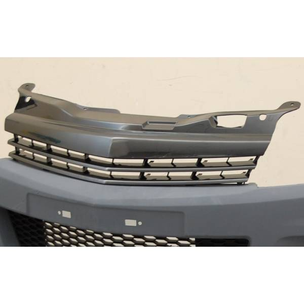 GRILL OPEL ASTRA H '07 3P. BLACK