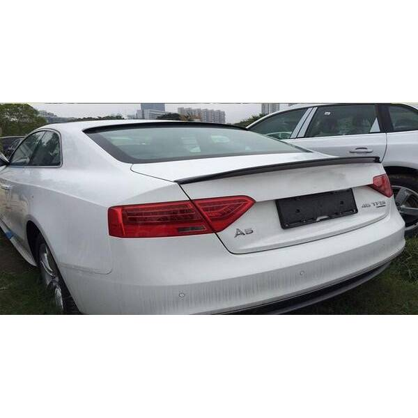 WING AUDI A5 COUPE 2009-2016 CARBON