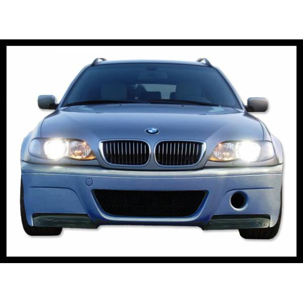 FRONTSTOSSSTANGE BMW E46 98-05 2 / 4P TOE CSL TYPE CARBON