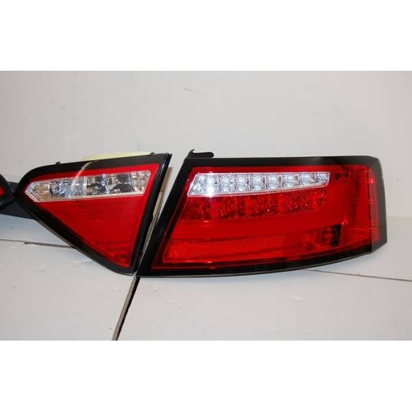 REARLIGHTS AUDI A5 07-09 2-4P CARDNA LED FLASHING RED LED