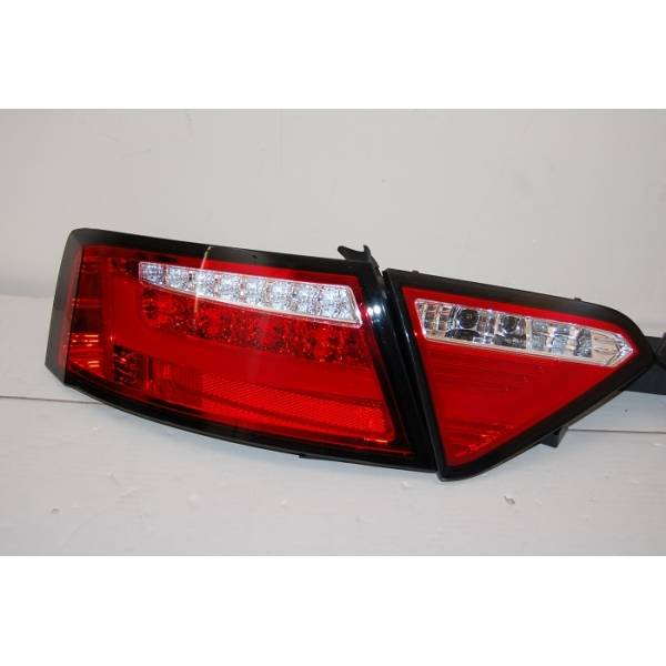 PILOTOS TRASEROS AUDI A5 2-4P 07-09 LED RED CARDNA INTERMITENTE LED