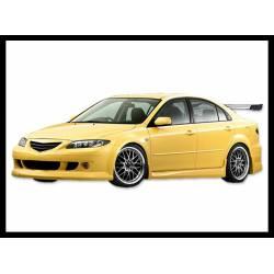 Front Bumper Mazda 6