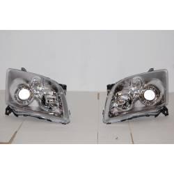 Set Of Headlamps Toyota Avensis 06-08