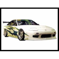Front Bumper Nissan 180, S13 Type