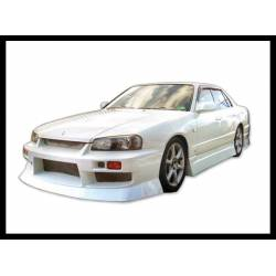 Front Bumper Nissan Skyline Coupe, R34 GTS Type 4-Door