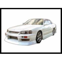 Pare-Choc Avant Nissan Skyline R34 GTS 4P.