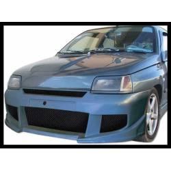 Front Bumper Renault Clio 1992-1996, X-Trem Type