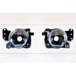SET OF FOG LAMPS FOR BUMPER BMW E60 M5 / E90 M-TECH / E90 M3 / E92 M3