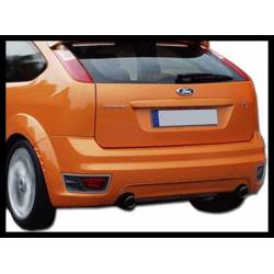 Rear Bumper Ford Focus 2005, ST Type