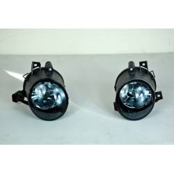 SET OF FOG LAMPS FOR BUMPER SEAT LEON 05-09 SMOKED