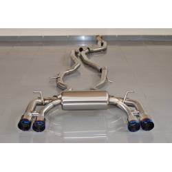 Exhaust BMW F22 M2