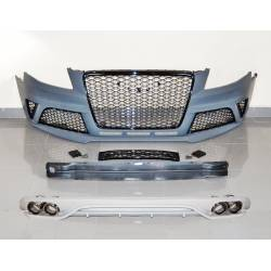 Provider Of Car Body Kits And Spoilers For Styling Audi A4