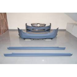 KIT DE CARROCERIA MERCEDES W204 4P 2011-2013 LOOK AMG