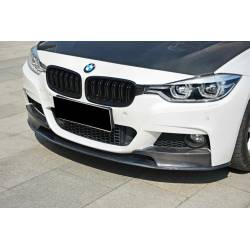 Carbon Fibre Front Spoiler BMW F30 Mtech Look Performance