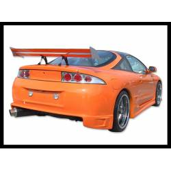 Rear Bumper Mitsubishi Eclipse 1995-1996, Fast & Furious Type