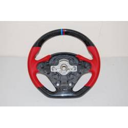 Volant BMW F30 / F31 / F32 / F33 / F36 Carbone Red