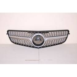 Front Grill Mercedes W204 2007-2010 Diamond Look AMG
