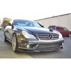 Front Spoiler Mercedes W219 CLS 55 Carbon Fibre